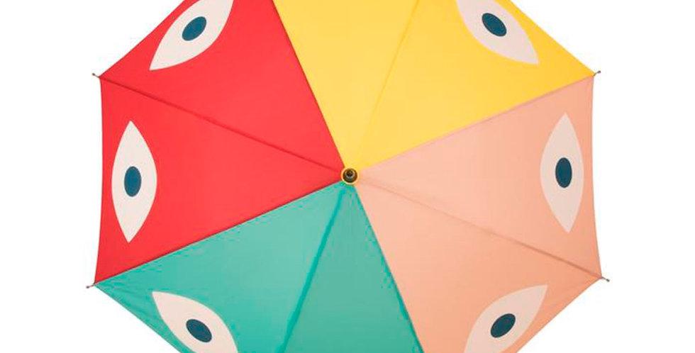 Parapluie Œil coloré