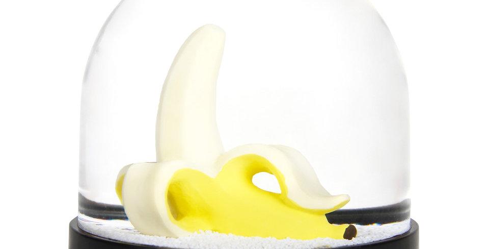 Boule à neige Banane &Klevering