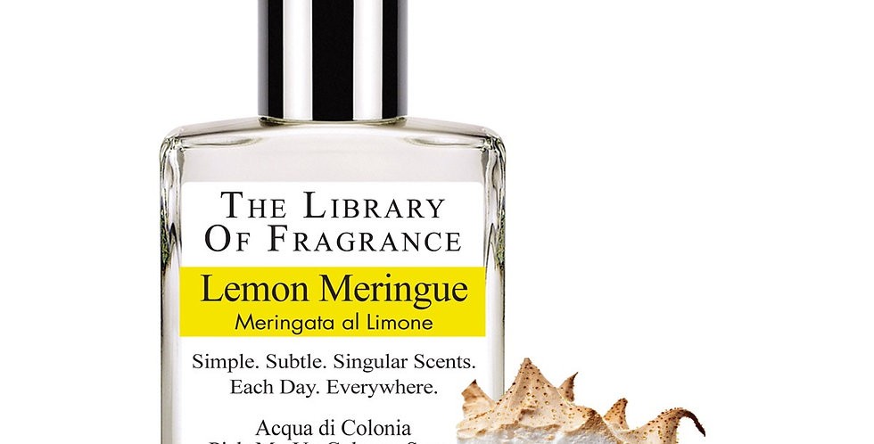Parfum Citron meringué - the Library of fragrance