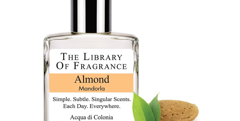 Parfum Amande - The Library Of Fragrance
