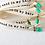 Thumbnail: Bracelet ruban Salt in the air sand in my hair - Atelier Her - bijoux Vienne