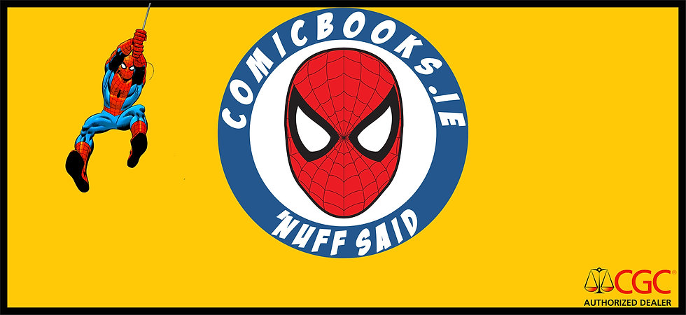 Comic books, Spiderman, Marvel, DC, logo, cgc authorized, convention,