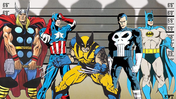 Comic books, Spiderman, Marvel, DC, logo, cgc authorized, convention, batman, captain america, punisher, wolverine, xmen, thor