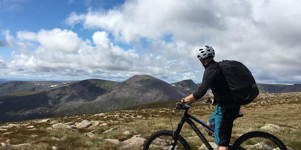 Ben Macdui Munro Ride