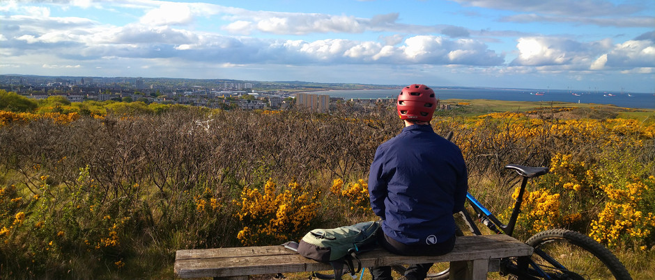 Aberdeen City Rides: Kincorth Nature Reserve, Tullos Hill, Doonies and Torry.