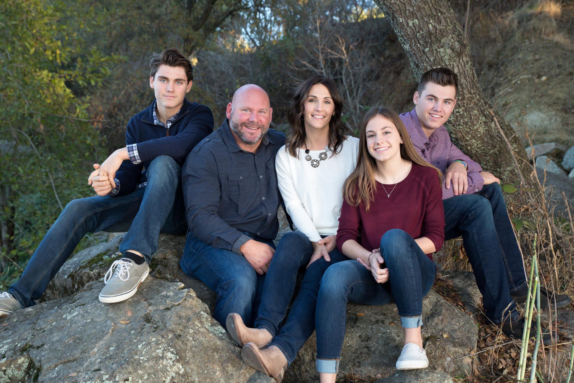 The Furrey Family
