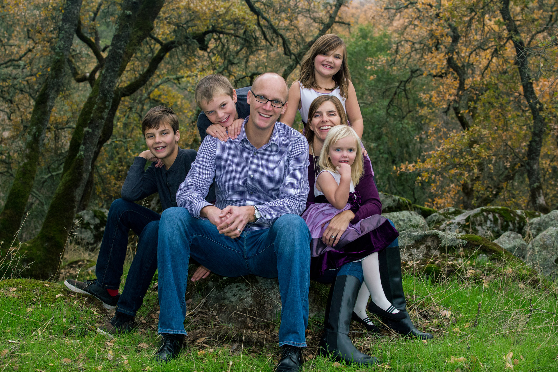 The Hansens Family