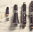clarinetto smontato