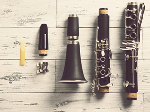 Clarinet Audition for Chinook Winds & GFSA