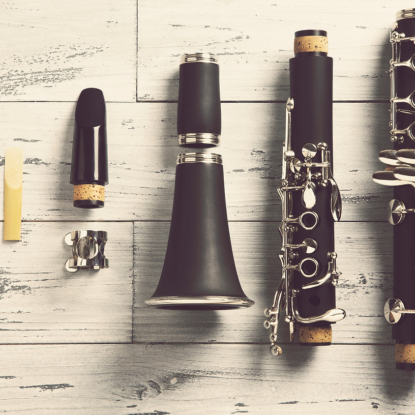 Clarinet Recital and Presentation with Lucy Hatem