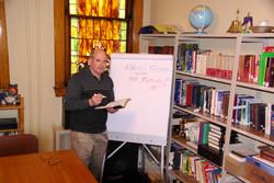 Rev. Jim Farrer Teaching