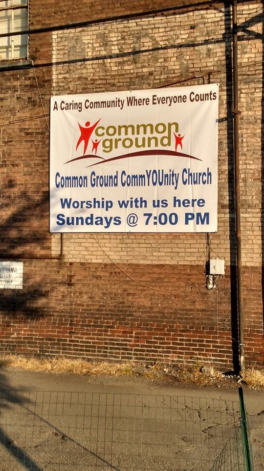 Common Ground Cafe Church