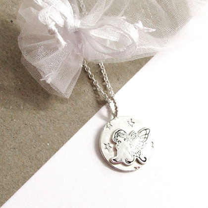 Fairy star necklace