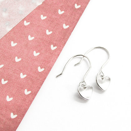 Domed small heart hooks