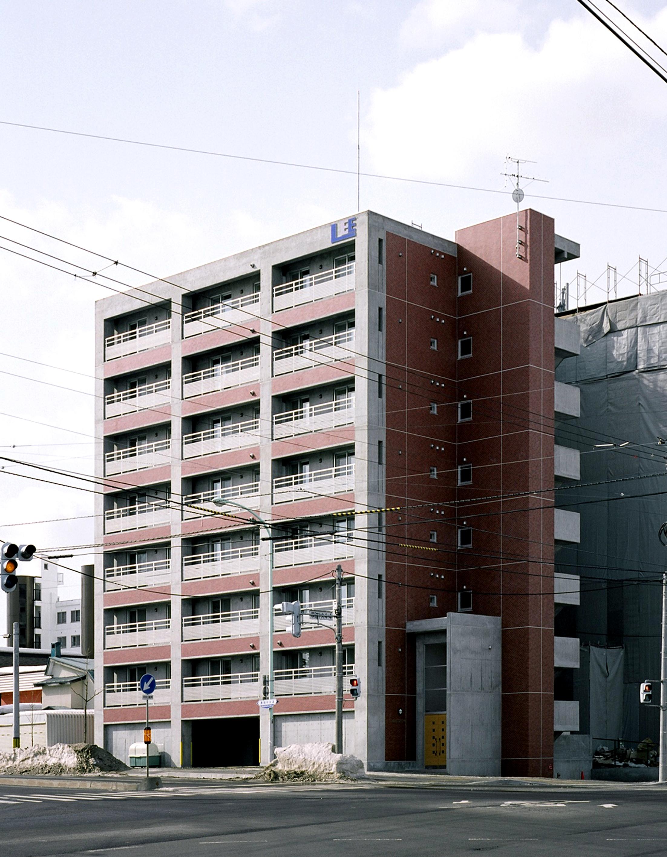 厚別MS新築工事