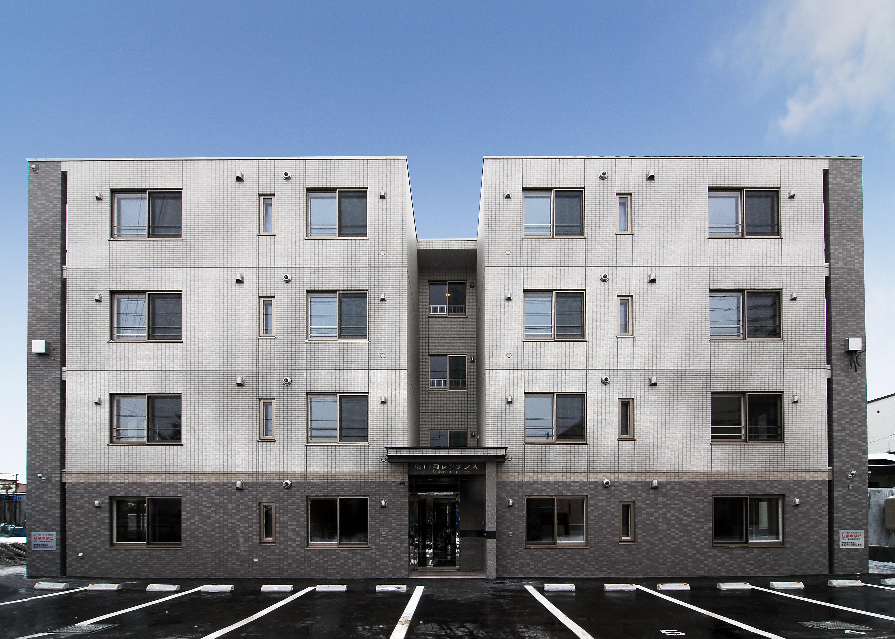 北郷6条4丁目賃貸マンション新築工事