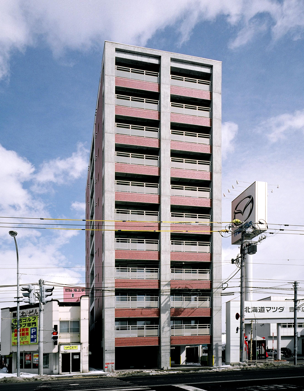 豊平MS新築工事