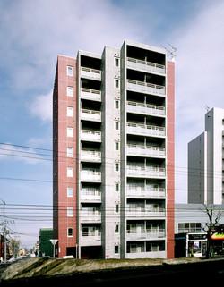 東札幌MS新築工事A棟