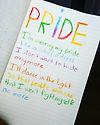 Pride gedicht
