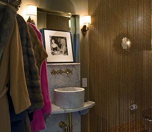 Budoir Bathroom Bead Chain For Doorway.j