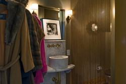Budoir Bathroom Bead Chain For Doorway