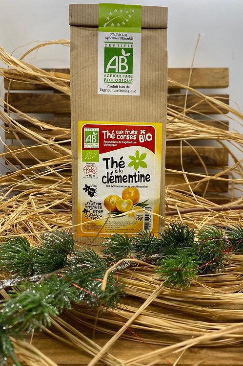 Thé à la Clémentine