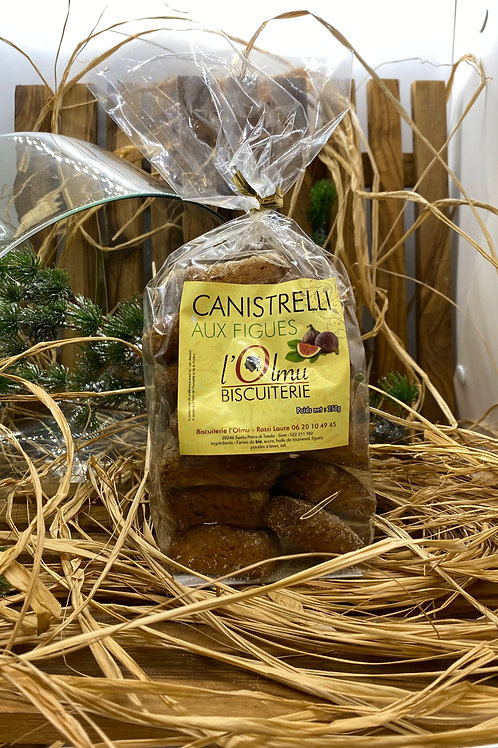 Canistrelli aux Figues