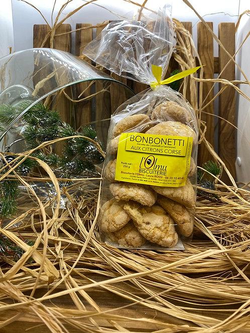 Bonbonetti aux Citrons corses