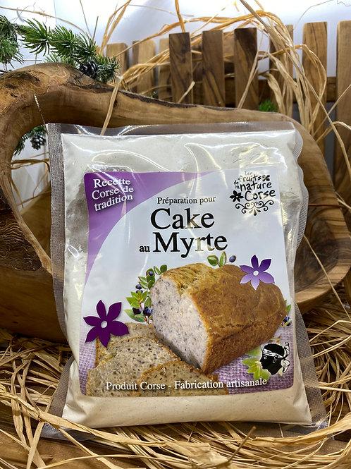 Cake au Myrte