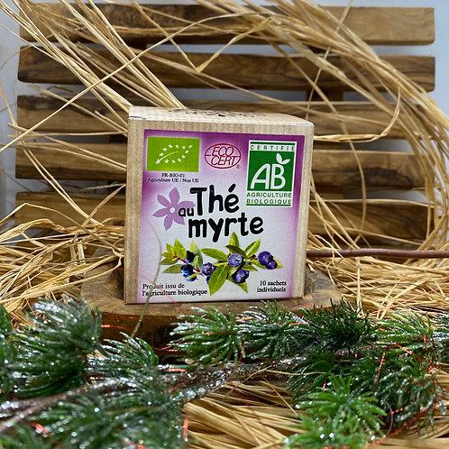 Thé au Myrte