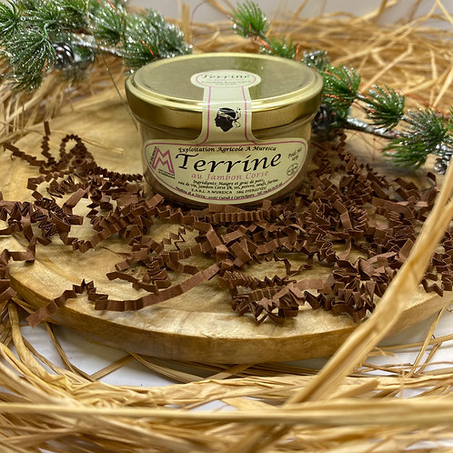 Terrine au Jambon Corse