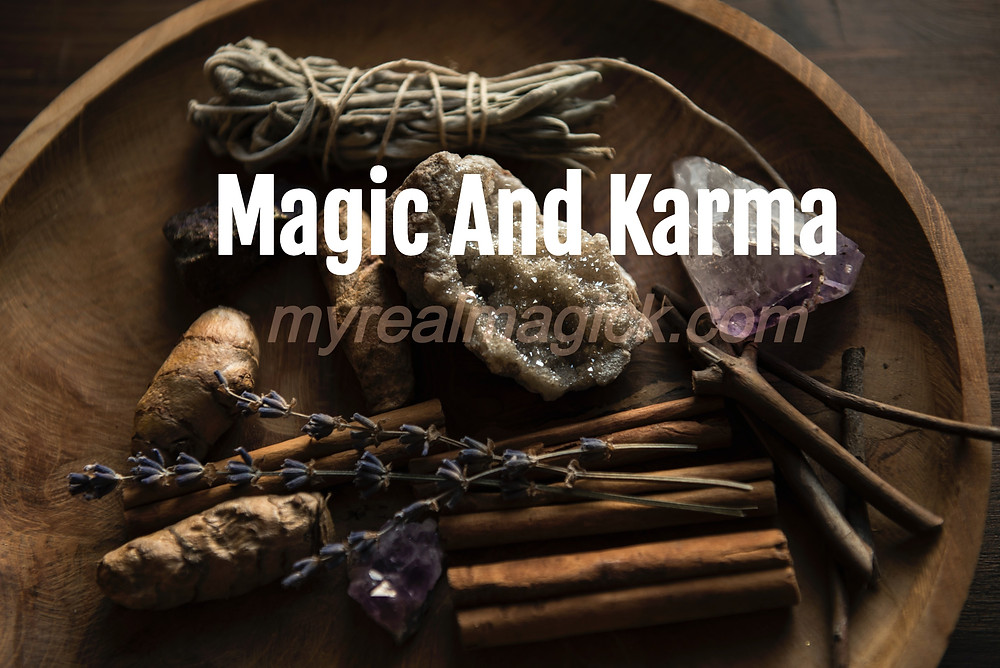 Magic And Karma