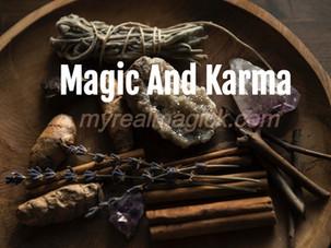 Magic And Karma