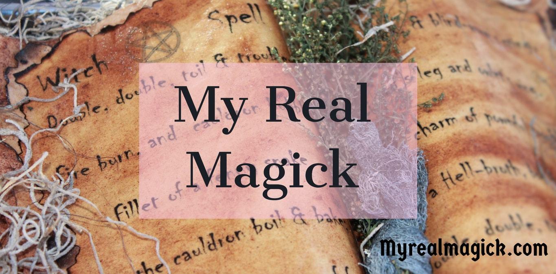Real magic spells | My Real Magick