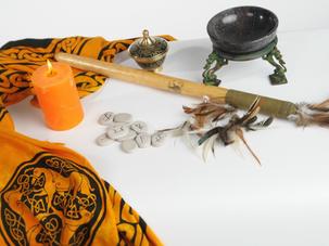 Wiccan Ritual Tools
