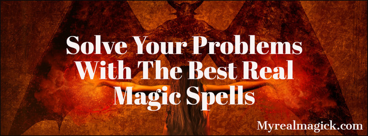 Special Custom Spell | My Real Magick | Spells That Work