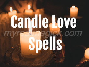 Candle Love Spells