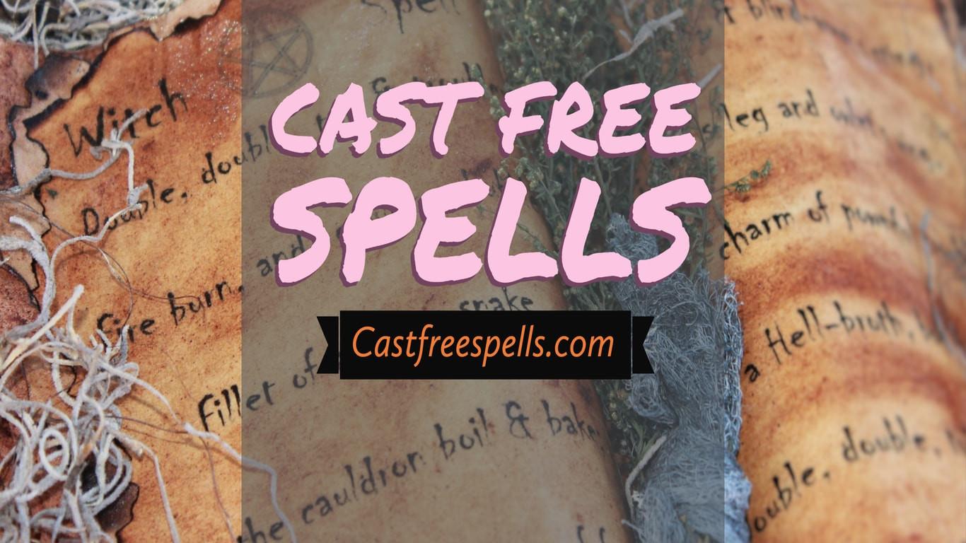 Free Magic Spells   Cast Free Spells