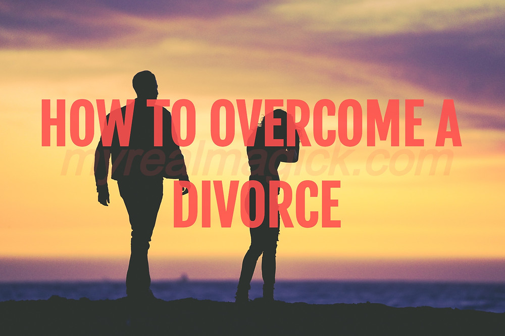 HOW TO OVERCOME A DIVORCE