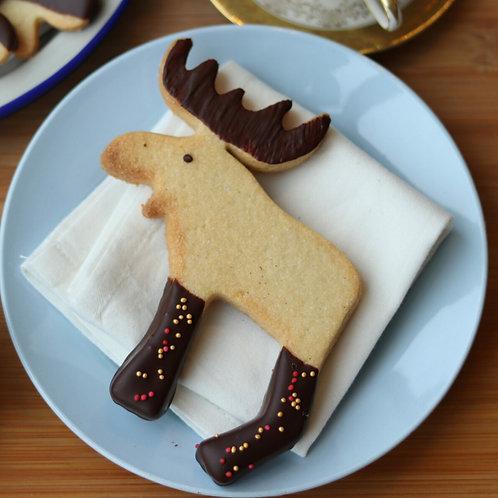 Rendier koek chocolade