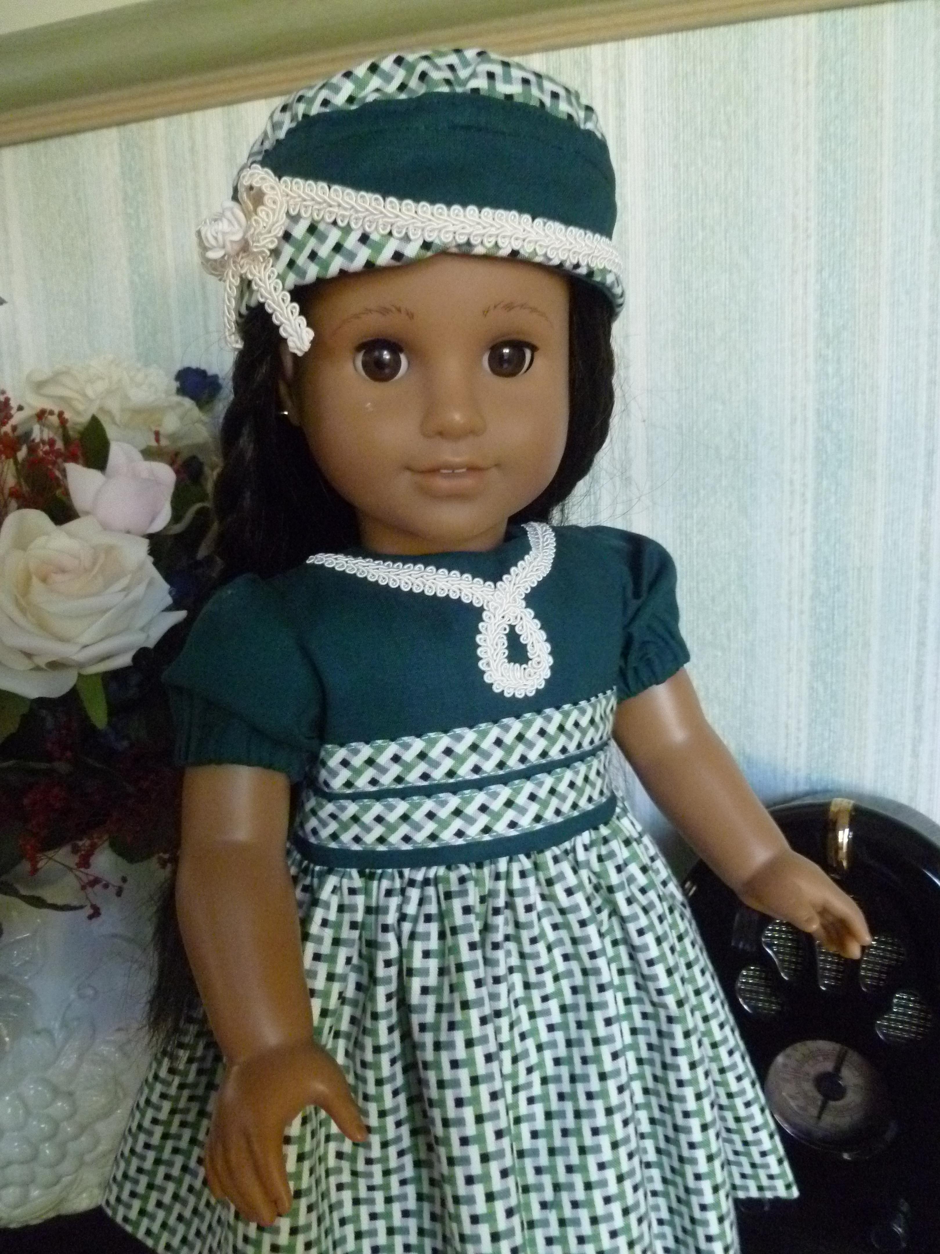 1940s School Dress