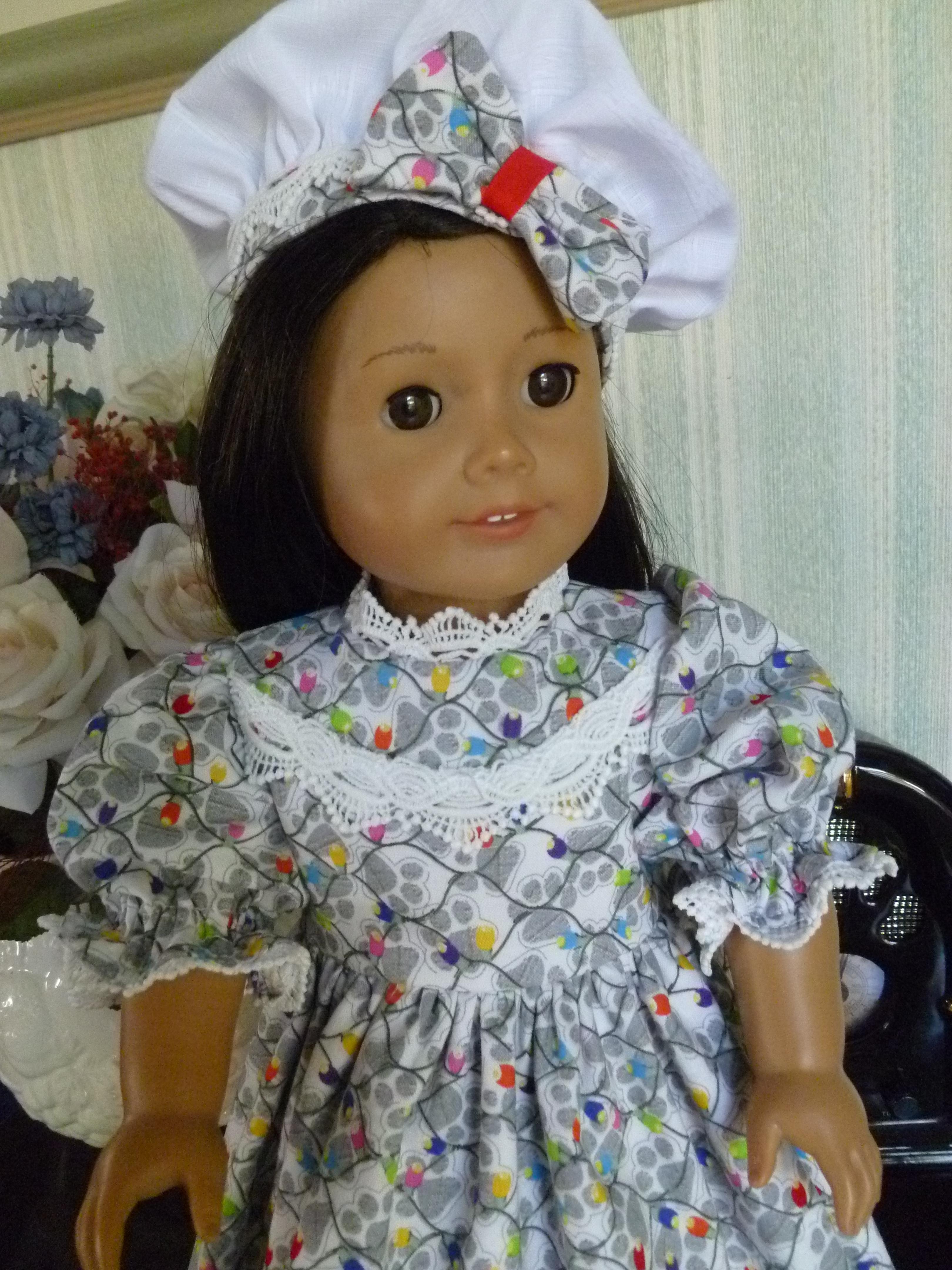 1948 School Dress