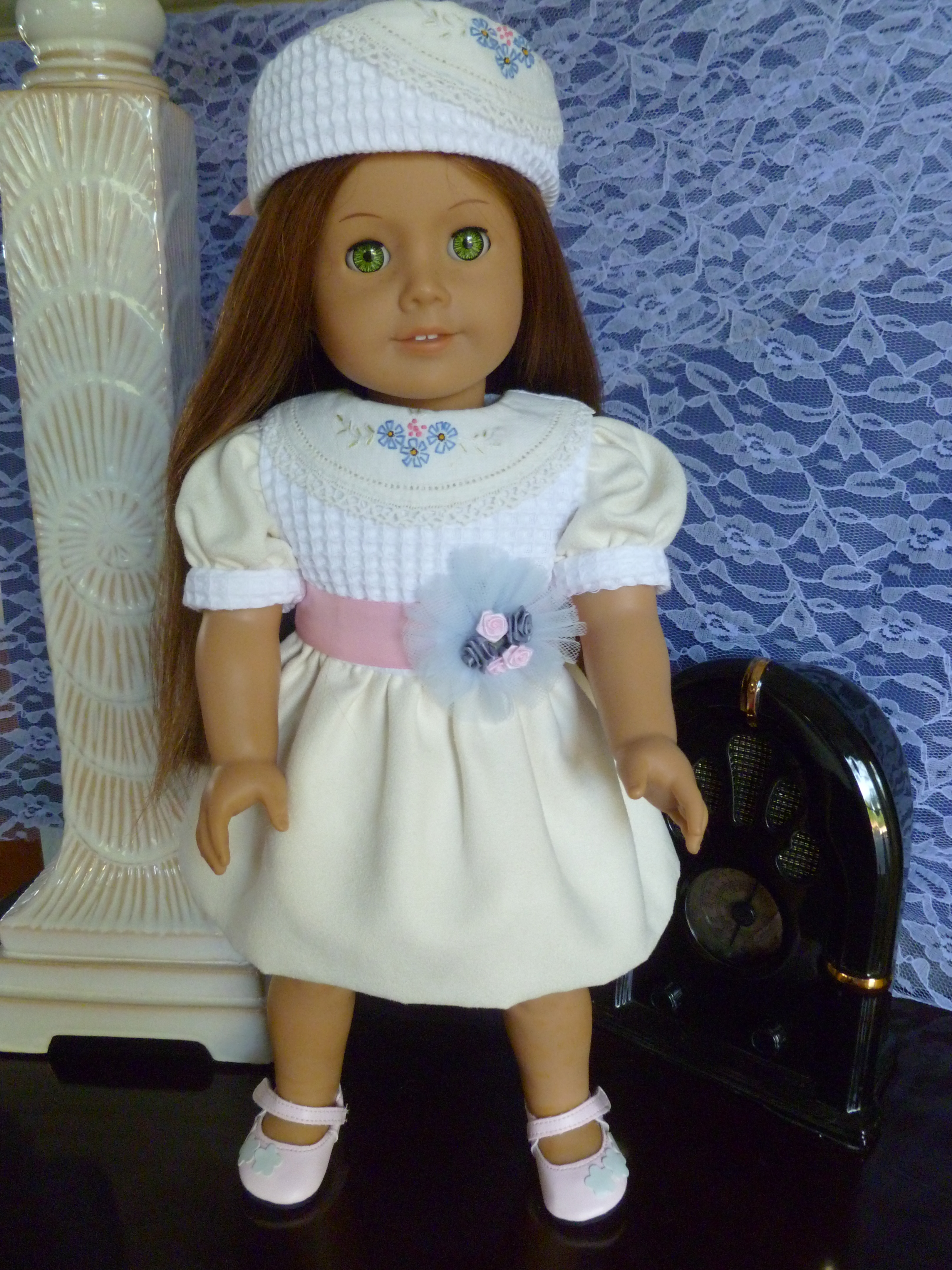 1940s Sunday Dress