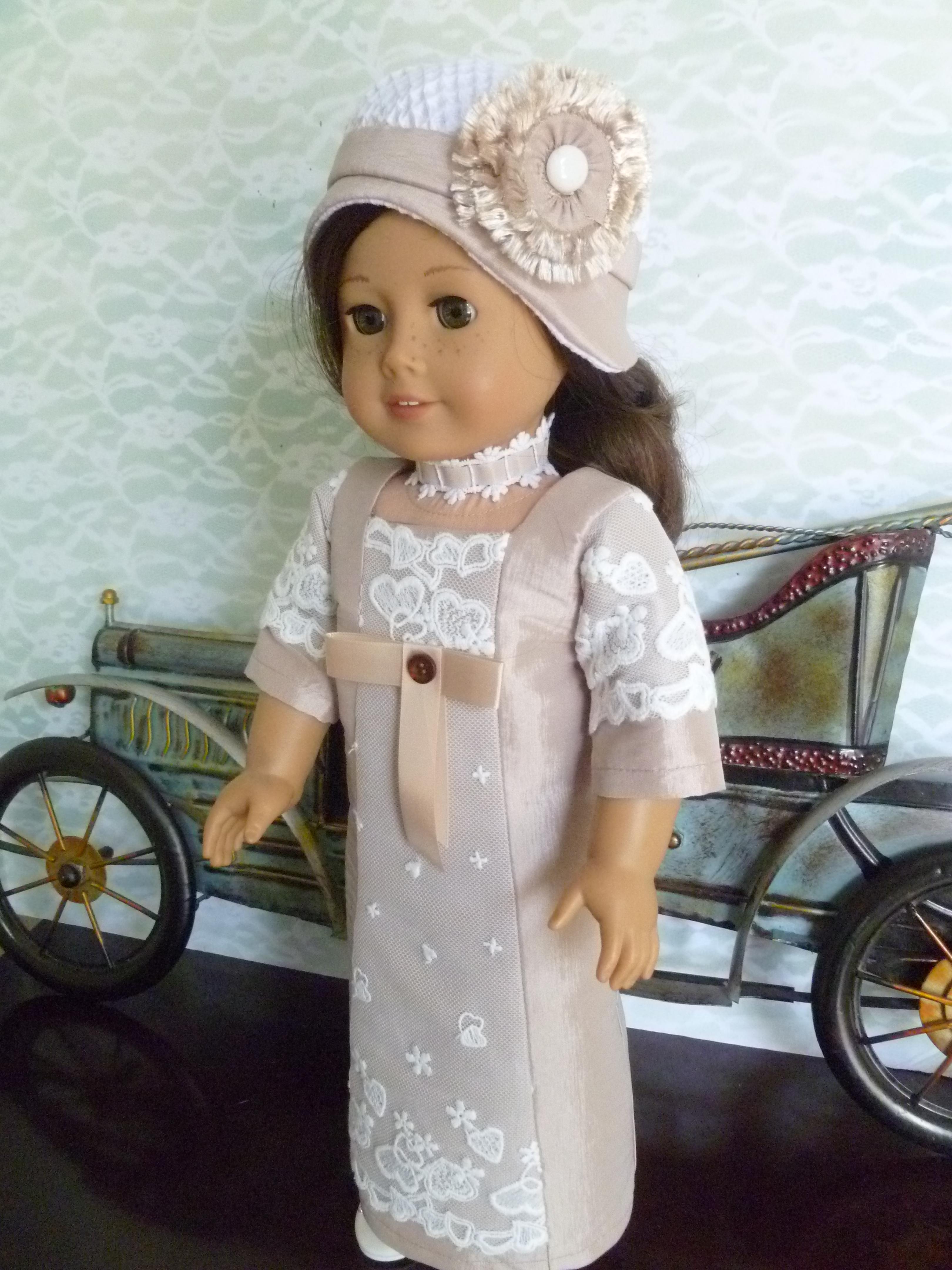Lady Lilly Tea Dress