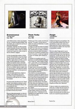 Review disco Evanescence.