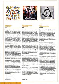 Review disco de AFI.