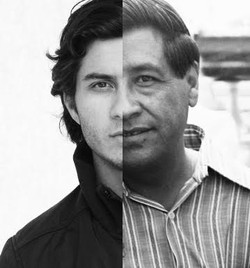 Cesar and Eduardo Chavez