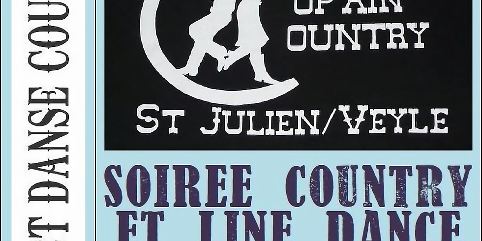 SOIREE COUNTRY & LINE DANCE