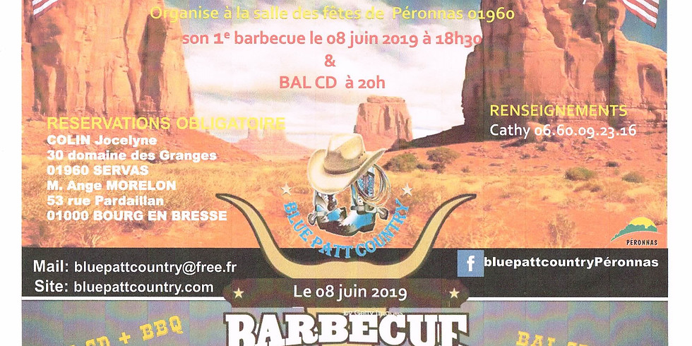 BAL CD & BARBECUE