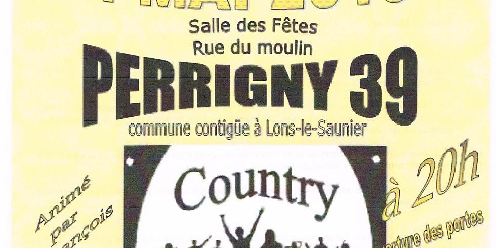 COUNTRY et LINE DANCE - bal animé par DJ FRANCOIS